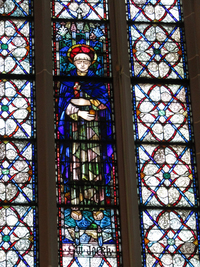 St. Hyacinth close-up
