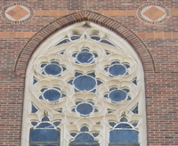 St. Florian tracery top
