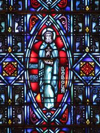 St. Andrew Bobola close-up