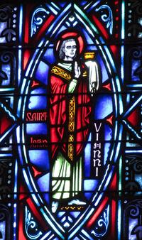 St. John Vianni close-up