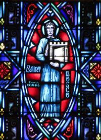 St. Joan Bosco close-up