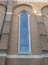 Ascension/Transfiguration outside