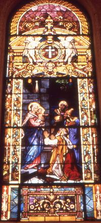 Adoration of the Magi, photo by Wm. Gorski