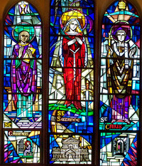 St. Gabinius, St. Suzanne and St. Caius