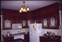 L to R, Windows #7 thru #12 - Kitchen Cabinets
