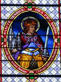 St. Henry close-up