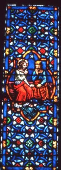 Christ and St. Nicodemus