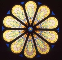 Ornamental - Rose Window