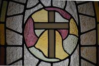 Latin Cross close-up