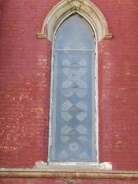 Sacred Heart of Jesus, outside