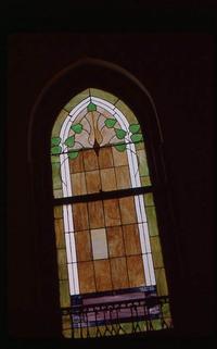 Ornamental, short arch