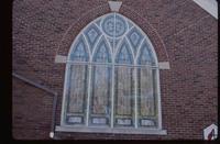 Ornamental, Four lancet arch - Exterior