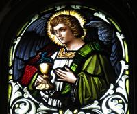 St. John the Evangelist close-up