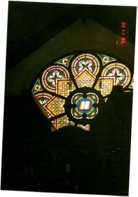 Rose Window - Bible