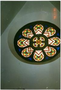 Rose Window - Ornamental - Right side
