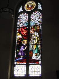 St. Borromeo and St. Aloysius Gonzaga