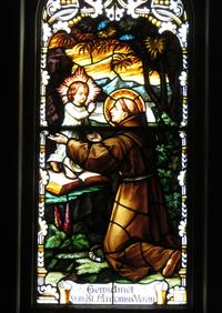 St. Anthony close-up