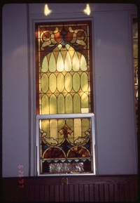Brown Window