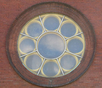 Immaculate Heart of Mary, outside