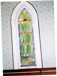Ornamental, Window #5