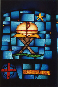 Beatitude/Gifts of the Holy Spirit, middle