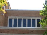 Choir Panels, outside
