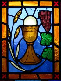Blessed Sacrament close-up