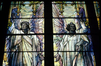 Angel of Praise detail