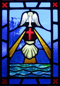 Baptism close-up