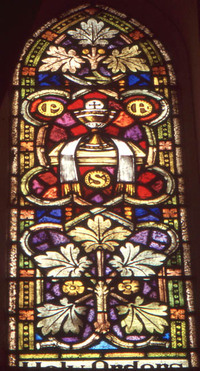 Holy Orders detail
