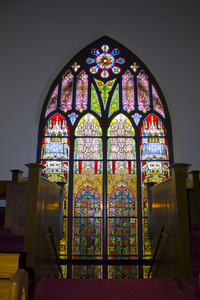 The Rosette Window, The Kingdom of God