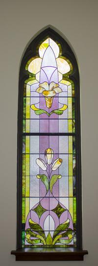 Resurrection Lily Windows