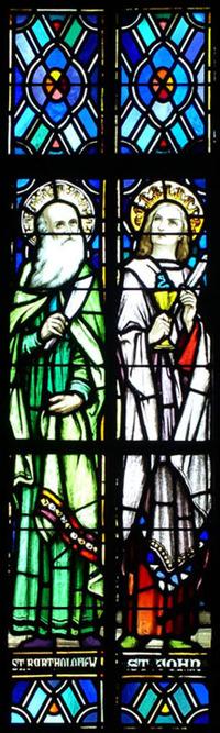 St. Bartholomew and St. John