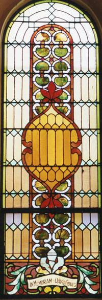 Ornamental, close-up