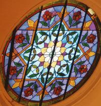 Rose Window close-up