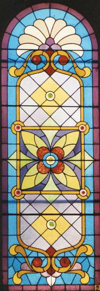 Ornamental close-up