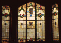Three Ornamental Panels