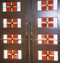 Exterior Doors, close-up