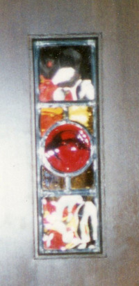 Interior Doors, close-up