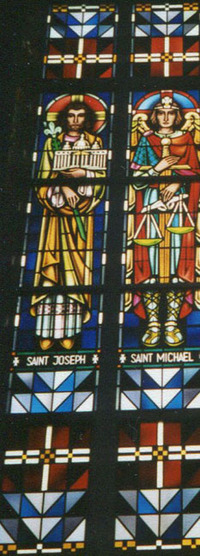 St. Joseph and St. Michael