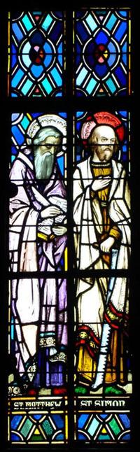 St. Matthew and St. Simon