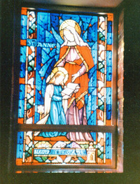 St. Ann Window