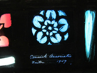 Flowers right signature
