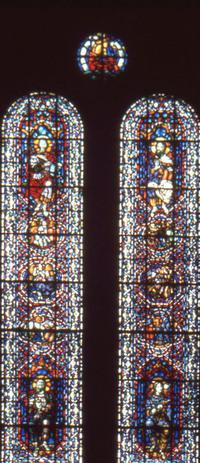Window of Evangelists