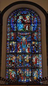 Coronation of Mary/Litany of Loreto, photo by Robert J. Scott