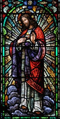 Jesus, photo by Robert J. Scott