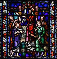 Offering of Melchizedek