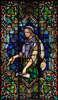 Foolish Virgin, photo by Robert J. Scott