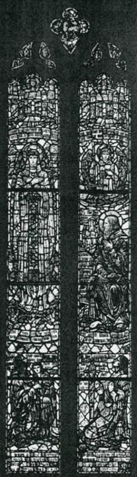 The Church Triumphant, sketch