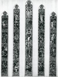 Passion Window, sketch